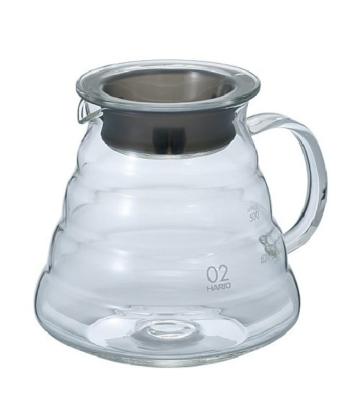 Carafe en verre pour V60