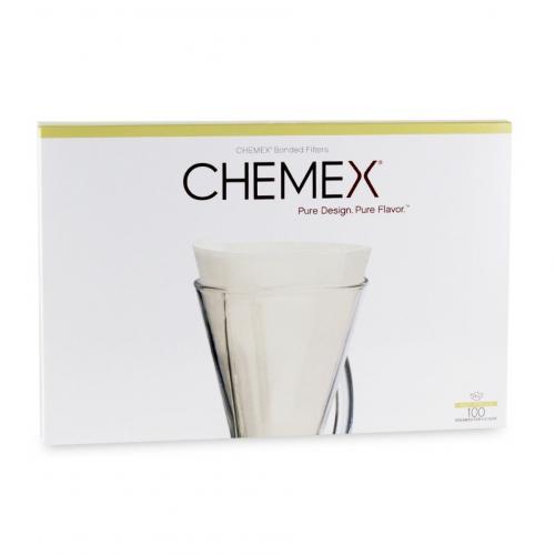 Filtres en papier - Chemex 450ml (3tasses) | Les Cafés Félix : Artisan-Torréfacteur