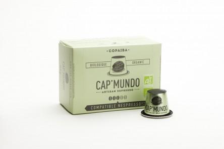 Copaiba (bio) - 10 capsules compatibles Nespresso®