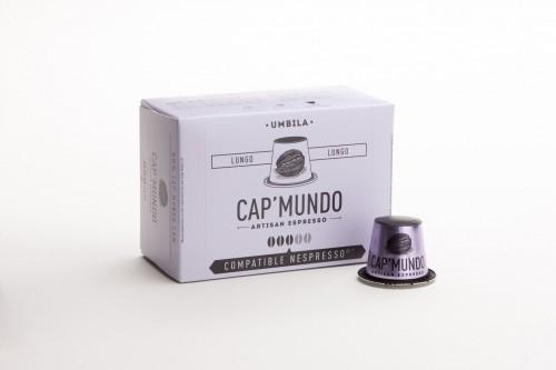 Umbila (Lungo) - 10 capsules compatibles Nespresso®