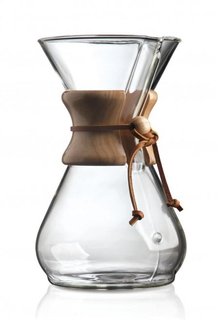 Chemex Cafetière 8 tasses  | Les Cafés Félix : Artisan-Torréfacteur