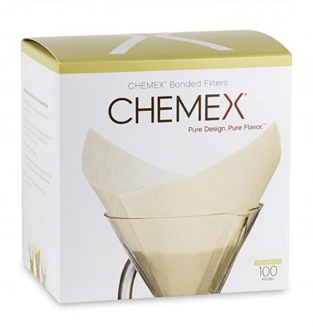 Chemex Filtres en papier pour cafetière 6 tasses | Les Cafés Félix : Artisan-Torréfacteur