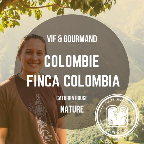 Finca Colombia Nature  | Les Cafés Félix : Artisan-Torréfacteur