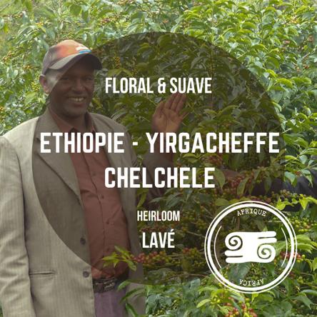 Ethiopie - Yirgacheffe - Chelchele