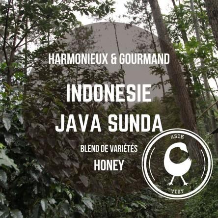 Indonésie Java Sunda